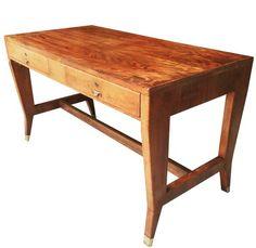 Gio Ponti 1950s vintage desk furniture Mid-century modern -design 50s only ltwid.com