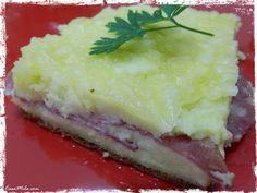 CasaMila.com: Torta de Mandioquinha e Salaminho