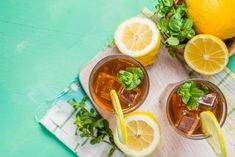Long Island Iced Tea Recipe, Golden Rum, Best Tequila, Sour Mix, Iced Tea Recipes, Dried Oranges, London Dry Gin, Brewing Tea, Kefir