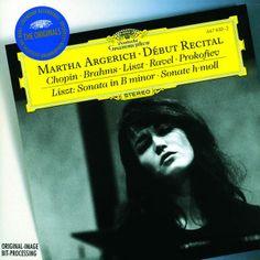 Argerich's deubt recital