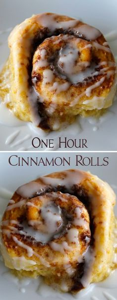 The best homemade cinnamon rolls ever! If you love gooey cinnamon buns, here's the secret ingredient. Everyone raves about these homemade yeast rolls. You may also love our orange rolls! Cinnamon Roll Monkey Bread, Cinnamon Roll French Toast, Cinnamon Swirl Bread, Biscuit Cinnamon Rolls, Cinnamon Roll Pancakes, Homemade Yeast Rolls, Homemade Cinnamon Rolls, Cheese Cracker Recipe, Breakfast Recipes