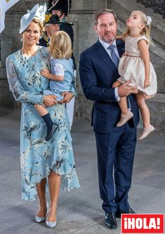 Estilo Real, Princess Madeleine, Bridesmaid Dresses, Wedding Dresses, Royal Fashion, Sweden, Royalty, Victoria, Celebrities