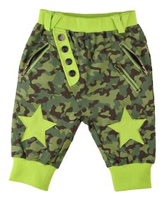 This Vicious Wear Brown & Green Jungle Pants - Infant, Toddler & Boys by Vicious. This Vicious Wear Brown & Green Jungle Pants - Infant, Toddler & Boys by Vicious Wear is perfect! Toddler Boy Gifts, Toddler Pants, Toddler Boys, Infant Toddler, Baby Sewing Projects, Sewing For Kids, Baby Outfits, Kids Outfits, Baby Girl Fashion