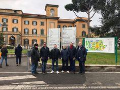 Psicochirologia Leggimi la mano: Fabrizio Ghera lavoratori San Camillo Ospedale Rom...