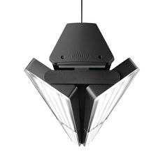 Hanging light fixture / LED / linear / modular lighting system - MAXOS - PHILIPS LIGHTING - Videos