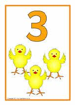 Spring number posters 1-20 (SB7103) - SparkleBox