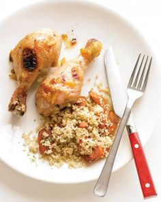 Chile-Garlic Chicken Legs | Recipe | Chicken Legs, The Chicken and ...