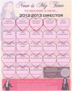 become a director!