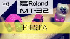 Roland MT-32 plays Fiesta | MT-32 series #8