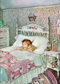 I remember this illustration from my childhood