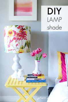 DIY LAMP SHADE- I LI