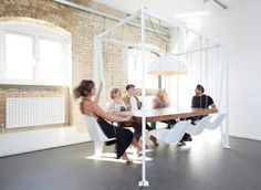 Swing Table by Christopher Duffy for Duffy London....my life won't be complete till this is mine all mine