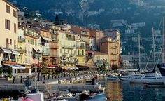 Cote d'Azur Charter Itineraries : Consensio Yachts