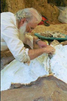 Making molds of the Waco Mammoths #wacomammoths #mammoths #wacomammoth