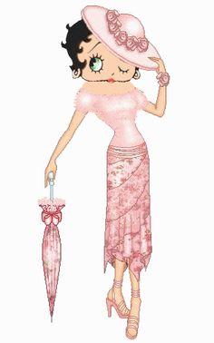 #Betty Boop