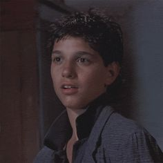 New trendy GIF/ Giphy. staring ralph macchio. Let like/ repin/ follow @cutephonecases