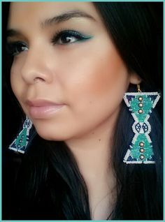 Latonia Andy - Native - Gifted - Beadwork - Native American - Beads