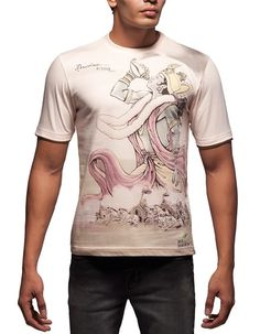 STATUS : In stock    SKU : DUSG 101  Rs. 790.00  QUICK OVERVIEW    Lord Krishna Mens T-Shirt gives you an edge over others.An exquisite Mens T-shirt collection.Look trendy casual and stylish in this short sleeved T-shirt for men.