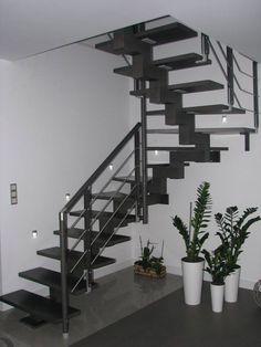 Marzysz o lekkich schodach?  mamy zatem świetną propozycję! Dzięki modułowej konstrukcji schody Milo wyglądają lekko i delikatnie. Takie schody nie przytłoczą Twojego mieszkania. Stairs, Home Decor, Stairway, Decoration Home, Room Decor, Staircases, Home Interior Design, Ladders, Home Decoration