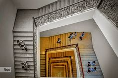 Stairway by Clive Chanel on 500px