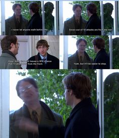 One of my favorite scenes from The Office.