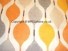 Image result for verve textiles lilac and orange