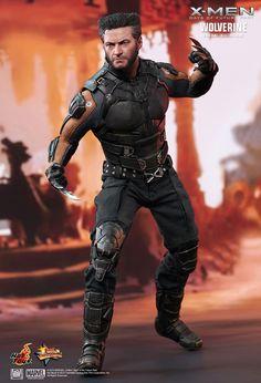 ACTION FIGURE Figura do personagem Wolverine