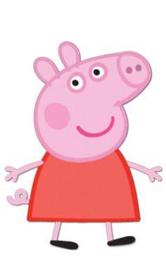 My girrrrl Peppa❤ Peppa Pig Images, Bolo Da Peppa Pig, Cumple Peppa Pig, Peppa E George, George Pig, Pig Birthday Cakes, 2nd Birthday Parties, Peppa Pig Familie, Childhood