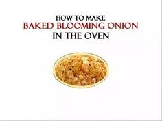 To get the correct and easy procedure for making the perfect baked blooming onion visit http://www.cutsliceddiced.com/preparing-baked-blooming-onion-in-the-oven