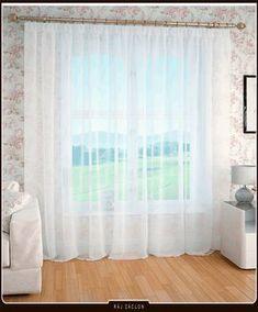 Luxusní voálová záclona VICTORIE , výška 90 až 290 cm, šířka 300 cm až 500 cm