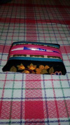 Guarda pañuelos patchwork