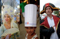 bastille day how do the french celebrate