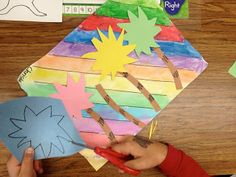 Dr. Seuss - the Lorax art project