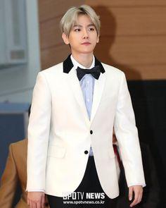 180111 - #Baekhyun - Golden Disk Awards, Red Carpet