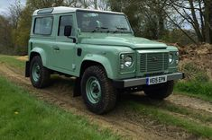 The 2016 Land Rover Defender 90 Heritage is a kinder, gentler version of the battered 1960 ex-Australian-Army Series II in which I learned to drive.