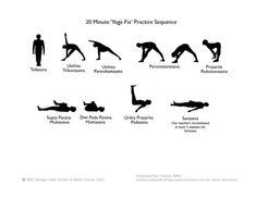 Séquences de postures - Studio Yoga République Paris