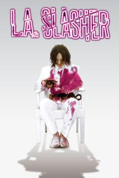 Horror Comedy L.A. Slasher - Details and Art - Hell Horror