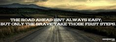 The Road Ahead Facebook Cover