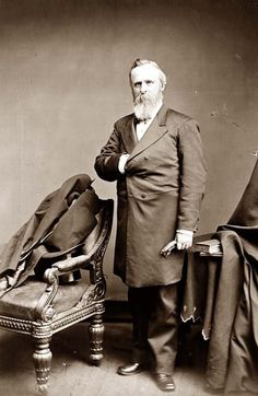 Rutherford B. Hayes - 19th U.S. President