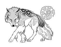 Learn how to draw anime and manga style art the akemis anime quiz result what anime wolf are you ccuart Choice Image