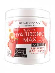 Complément alimentaire sous forme de poudre à dissoudre à base d'Acide Hyaluronique qui permet de repulper la peau et de combler les rides.