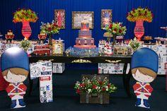 Soldadinho de Chumbo decoração festas infantis party