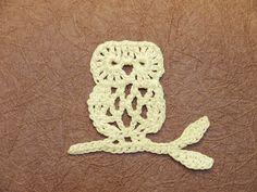 Crochet Owl : Crochet a little - free diagram pattern