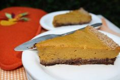 Dairy-Free Pumpkin Pie Recipe/ Gluten-Free Pumpkin Pie Recipe