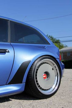 BBS RS Turbofans - BMW M Coupe
