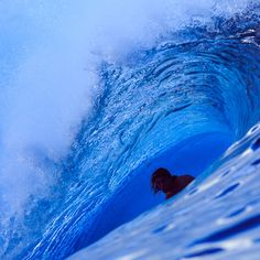 Photo of the Day: Conner Coffin, Tahiti. Photo: Glaser
