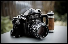 Pentax 6x7 by JSE photographies, via Flickr