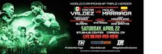 FOLLOW AND SHARE      ÓSCAR VALDEZ, GILBERTO RAMÍREZ AND JESSIE MAGDALENO WORLD TITLE FIGHTS PLUS THE PRO DEBUT OF U.S. OLYMPIC SILVER MEDALIST SHAKUR STEVENSON   Saturday, April 22, at StubHub Center Live on Pay-Per-View   Tickets Go On Sale Today! Tuesday, March 7, at 10 A.M. PT                 LOS ANGELES (March …