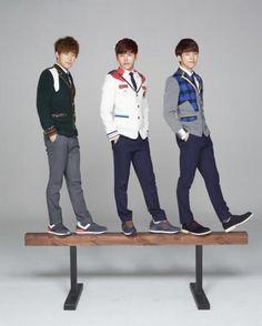 Elite Me2Day Update - Sunggyu, Woohyun and Hoya