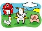 Farm Animal Mural - Bing Images